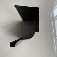 遼寧鋁合金成品檐槽 彩鋁落水管生產廠家