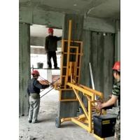 轻质隔墙板安装机