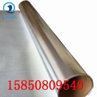 江苏苏州玻纤铝箔胶带阻燃铝箔编织布防晒铝箔布厂家