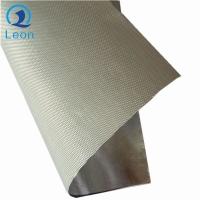 耐高温反光铝箔涂层锡箔隔热玻璃纤维玻璃丝布