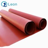 耐腐蚀氟橡胶布硅橡胶玻璃纤维复合布硅钛合金布遮光布