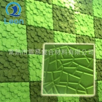 聚酯纤维3D装饰吸声板3D吸音体扩散板墙面装饰板体育馆