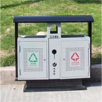 户外垃圾桶 环保方桶生产