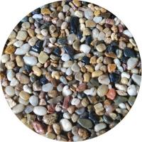 睿龍膠粘石透水地坪技術材料鋪裝作業