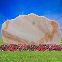 黄冈景观石-800块景观石现货-黄冈刻字景观石