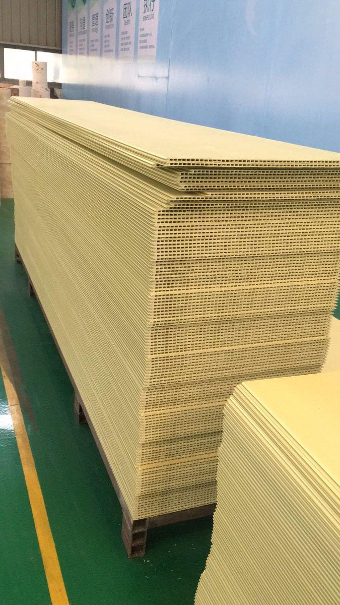 和荣豪派环保竹木纤维板