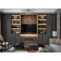 都灵工业单品系统-客厅/书柜