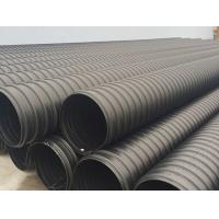 山西忻州地区钢带波纹管大口径400