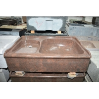 石材洗衣池 承接工程