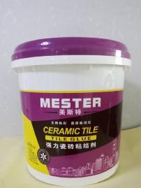 美斯特强力瓷砖粘结剂