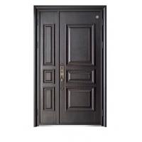 奥格尔甲级防盗门烤瓷钢木门