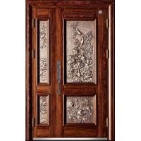 奥格尔私家安全门铝木拼接门