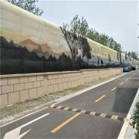 小区隔音墙 高速公路隔音网 快速车道降噪设备声屏障