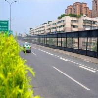 隔音墙公路声屏障 小区降噪声屏障隔音板环保