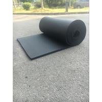 吸音隔热b1级橡塑保温管 高密度保温橡塑管 防火橡塑板规格