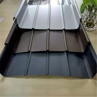 隐藏式大波纹墙面压型板YX35-130-780