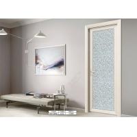 歐登堡雷平開拉門-米蘭白工藝玻璃