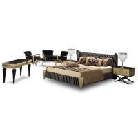 杭州高檔實木桌椅|黑胡桃家具|美式橡木沙發定制