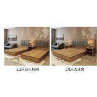 杭州民宿家具|单身公寓桌椅|酒店公共区域沙发