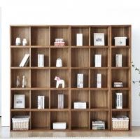 杭州实木书柜、板式书柜、不锈钢书架、书店书柜定做