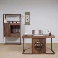 杭州黑胡桃家具、北美黑胡桃沙发、黑胡桃桌椅定做