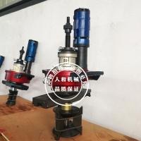 150型号管子坡口机 电动管道坡口机配镀钛?#38208;? class=