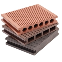25*140塑木地板,空心木塑地板,實心塑木地板