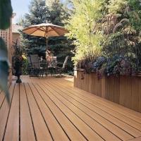 上海绿艺塑木地板  户外塑木地板  南京塑木地板