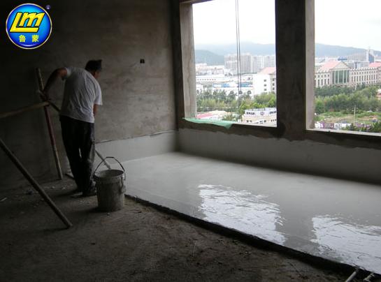 家装卫浴厨房地下防水鲁蒙LM-II型复合防水涂料