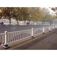 华禹护栏组装式交通护栏锌钢道路护栏新款全国直销