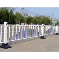 华禹锌钢市政道路护栏全国直销马路隔离护栏