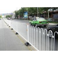 華禹京式道路護欄新款市政專用隔離欄定制交通護欄