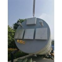 滁州环保污水提升泵站一体化预制泵站