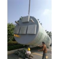 南京一体化预制泵站污水处理厂雨水回收泵站
