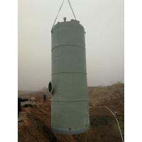 一体化预制泵站雨水回收泵站污水提升泵站