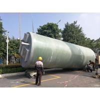 宿州环保一体化预制泵站雨水回收泵站
