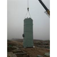 污水处理泵站一体化预制泵站雨水回收泵站