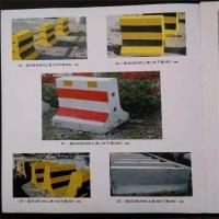 隔离墩模具 道路防撞隔离墩模具定制