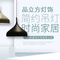 中山市普藝燈飾有限公司——品立方燈飾
