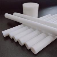 聚四氟乙烯棒 塑料王棒 PTFE棒 高絕緣四氟棒 鐵氟龍圓棒