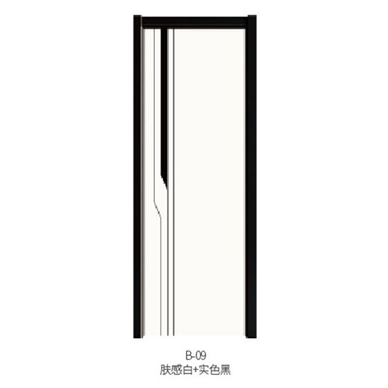 B-09肤感白+实色黑