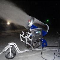 滑雪场人工造雪机一小时的造雪量 造雪机价格