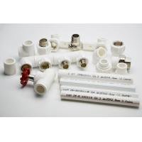 PPR管材、管件 自来水管材热熔管太阳能白塑料水管PPR热水
