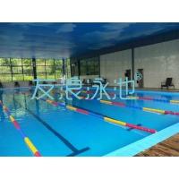 普及一下钢结构整体泳池知识