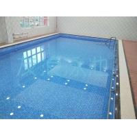 馬賽克泳池防水裝飾膠膜