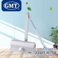 供应批发GMT闭门器60系列圆弧型不定位可调速液压自动关门器