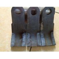 秸秆粉碎还田机刀片耐磨堆焊加工牧草刀片耐磨焊条焊丝