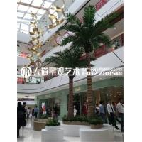 仿真大型榕树假树植物装饰酒店大厅婚庆装饰绿植