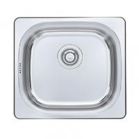 南京美标洁具-厨房水槽 小单槽台上厨盆FFASX110