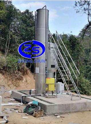 无电式全自动净水器、全自动大型净水设备、农村无电式净水器